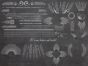 复古怪诞时尚设计矢量素材包 Vintage Eccentric Designers Toolkit插图5