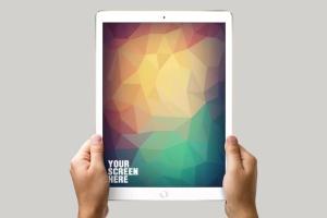 iPad Pro响应式UI设计演示设备样机 iPad Pro Responsive Mockup插图10
