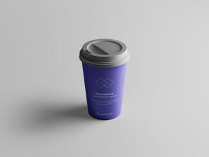 7个咖啡纸杯定制外观设计效果图样机模板 7 Coffee Cup Mockups插图3