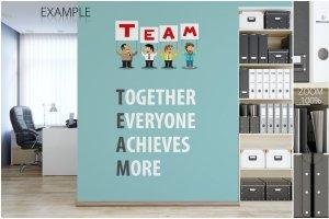 办公室墙纸设计样机模板合集 OFFICE Interior Wall Mockup Bundle插图7