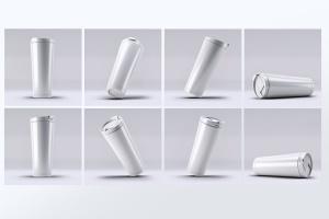 旅行水杯外观设计样机模板 Travel Tumbler Mug Mock-Up插图4