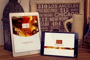 iPad Air&iPad Mini平板电脑屏幕设计预览样机模板 iPad Air 2, iPad Mini 3 Mockup插图1
