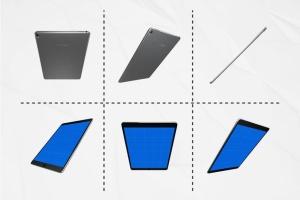 手机APP应用&移动网站iPad Pro样机套件 iPad Pro kit插图5