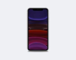 2019年版本iPhone 11手机样机模板 iPhone 11 Mockup插图3