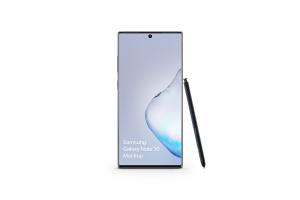 三星Galaxy Note 10手机样机模板 Samsung Galaxy Note 10 Mockup 1.0插图8