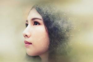 人像肖像照片梦幻烟雾蒙版处理PSD图层样式 Artistic Smoke Photo Effect插图3