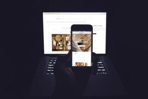 响应式网站设计多设备样机合集 Lifestyle Responsive iPhone Mock-Up插图10