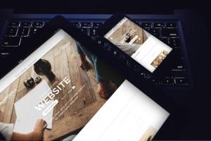 响应式网站设计多设备样机合集 Lifestyle Responsive iPhone Mock-Up插图9