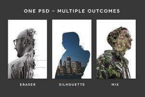 照片炫酷风格化特效PSD模板 ExposureX2 – Advanced Photo Effects插图4