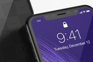 iPhone X手机应用UI界面预览样机01 iPhone X Mockup 01插图3