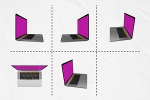 MacBook Pro笔记本样机模板套装 Macbook Pro kit插图4