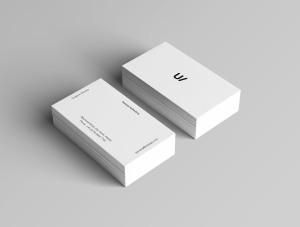 企业品牌VI视觉设计展示办公用品样机套件PSD模板 Stationery Branding & Identity Mockup – PSD插图4