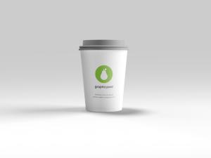咖啡杯外观展示设计样机插图1