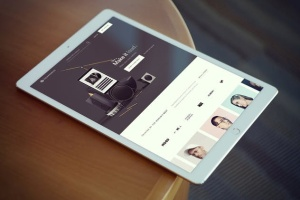 手持iPad Pro设备样机模板v7 iPad Pro Mockups v7插图7