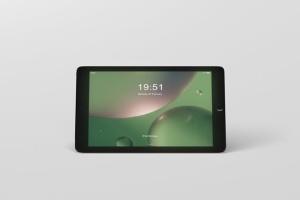 iPad平板电脑屏幕设备样机 Tablet Screen Mockup插图12