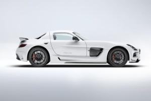 超级豪华跑车梅赛德斯SLS AMG样机模板 Supercar Mercedes SLS AMG Mock-Up插图14