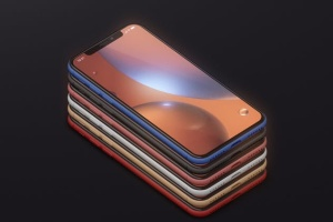 高品质iPhone XR智能设备样机 Phone XR Mockup插图4