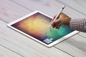 iPad Pro响应式UI设计演示设备样机 iPad Pro Responsive Mockup插图9