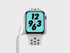 苹果第四代智能手表超级样机套装 Apple Watch 4 Mockups插图45