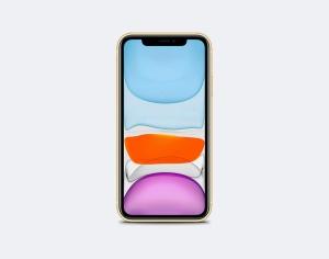 2019全新发布的iPhone 11手机样机模板 New iPhone 11 Mockup插图2