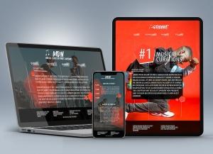 响应式网站设计效果图多设备预览样机 Responsive Website PSD Mock-ups 2019插图2