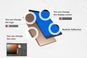 手机APP应用&移动网站iPad Pro样机套件 iPad Pro kit插图2
