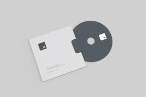品牌VI设计效果预览办公用品样机模板 ProfessionalStationery Mockup插图5