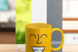 经典图案马克杯样机v3 Mug Mock-up vol.3插图8