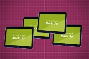 平板电脑设备展示样机V.3 Tablet Mockup V.3插图8