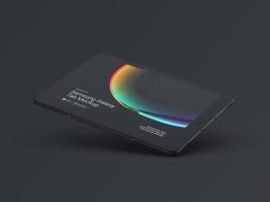 超级主流桌面&移动设备样机系列:Samsung Galaxy Tab  三星智能平板样机 [兼容PS,Sketch;共3.77GB]插图10