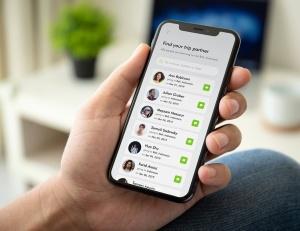 iOS应用界面设计效果预览iPhone XS手机样机模板 iPhone App Mockup 1.0插图4