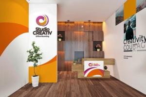 工作室/办公室品牌样机模板v2 Studio/ Office Branding Mockups V2插图2