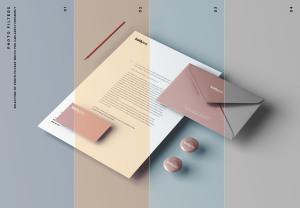 高端品牌VI视觉设计效果图样机模板 Premium Branding Mockup插图10