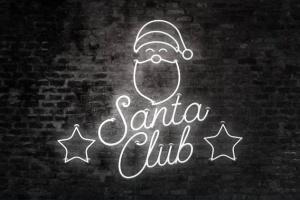 圣诞主题风格霓虹灯图层样式 Neon Christmas Layer Style插图3