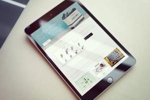 ipad平板电脑屏幕样机模板 iPad Screen Mockup插图8