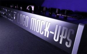 质感超级写实的经典品牌LOGO设计展示模型Mockups[PSD]插图17