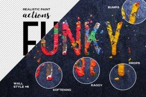 油画风格PS图层样式 Oil Painting Photoshop Layer Styles插图13