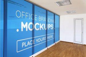 20多个办公室品牌样机展示模型mockups插图15