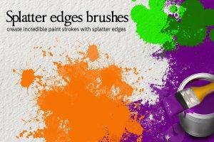 Procreate专用42款油漆&水彩画笔套装插图(3)