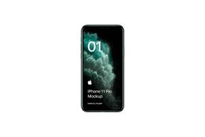 全新iPhone 11 Pro手机屏幕界面演示样机模板[PSD格式]插图6