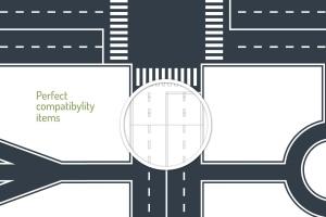 地图绘制设计AI工具包 Road Map ToolKit插图2