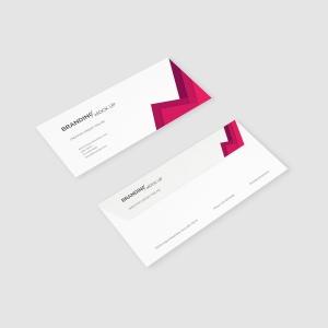 企业VI标识设计预览办公用品套件样机 Branding Identity – Material Triangle for Psd插图8