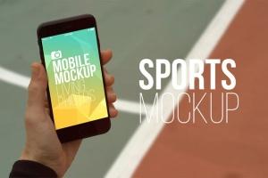 实景iPhone展示样机模板合集 Mobile Mockup Living Photos插图11
