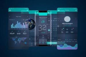 三星智能手机S9设备动态样机模板v2 Animated S9 MockUp V.2插图2