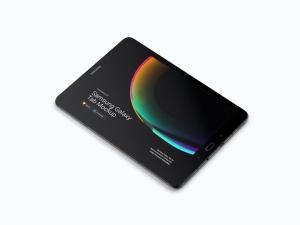 超级主流桌面&移动设备样机系列:Samsung Galaxy Tab  三星智能平板样机 [兼容PS,Sketch;共3.77GB]插图12