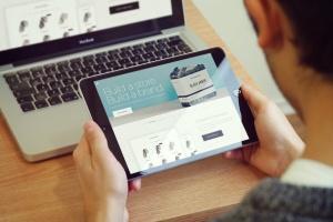 iPad平板电脑屏幕设备样机v4 iPad Screen Mockup v4插图8