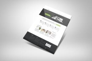 网站UI设计3D展示图样机模板 3D Web Presentation Mockup (V1)插图7