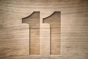 11种雕刻文字图层样式 11 Engraved Text Styles插图2