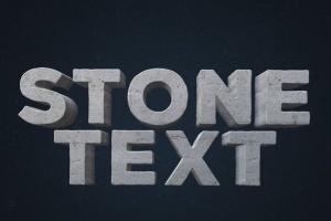 不同风格3D立体文字特效样式智能样机模板 3D Text Mockup Kit插图6