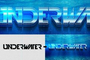 3D文字设计效果图层样式v1 3D Text Effects Vol.1插图5